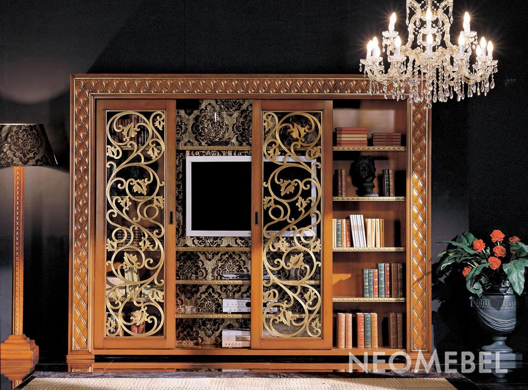 Шкаф bakokko art.1095v2 мебель в гостиную фабрики bakokko из.
